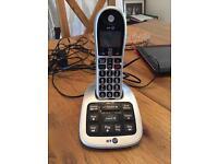 BT4600 big button phone