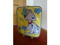 101 Dalmatians Childs Trolley Suitcase
