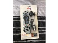 Sky to remote and tv link set