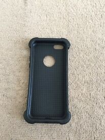 iPhone 5 case and charger head