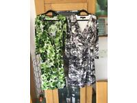 Size 12 and 14 shorter length dresses.See all 4 photos for styles and colours £5 each