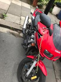 Yamaha fazer600 commuting bike,dispatch bike, 600cc,Yamaha