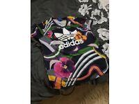 Adidas oversized tshirt
