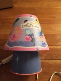 Ben and Holly's Little Kingdom, bedside lamp