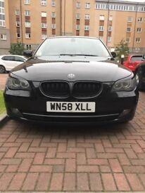 BMW 520d SE 2008. Stunning car, looks and drives amazing. Spacious, powerful and economical.