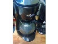 Delonghi filter coffee machine