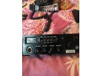 Sapphire x4000 cb radio fm 27/81
