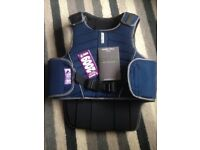 Harry Hall Adult Body Protector