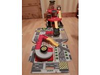 REDUCED!!! Elc early learning centre big city garage and carry along city bundle rrp over £95