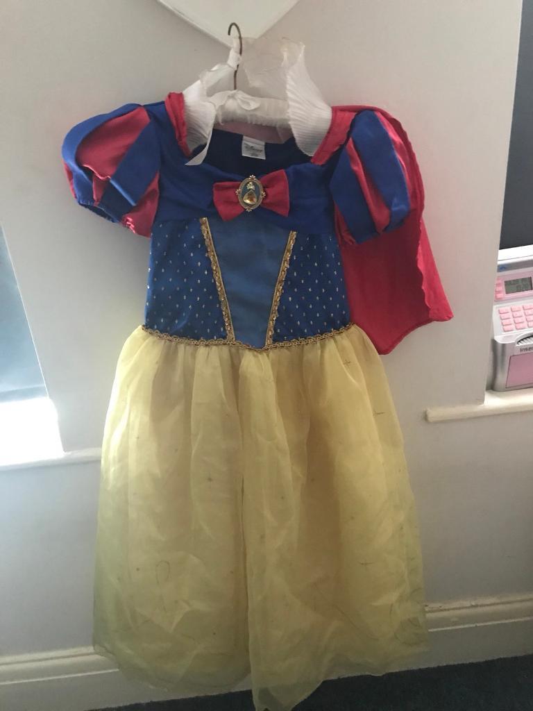 Disney Store princess dresses