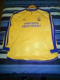 SAINT'S FC: 2003 FA CUP SHIRT..