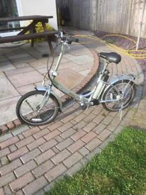 Fold up Electric bikes