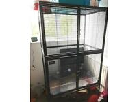 Double Critter Nation cage for sale