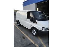 Ford transit for breaking