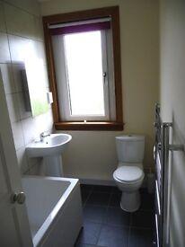 2-bedroom furnished flat, Linden Avenue, central Stirling