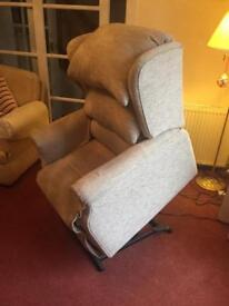 Sherborne electric reclining chair