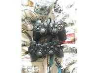 PS3 controllers x 2