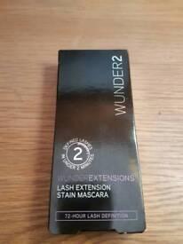 Wunder2 lash extension stain mascara