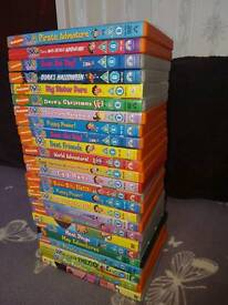 Dora the Explorer DVD nickelodeon Collection x25 job lot