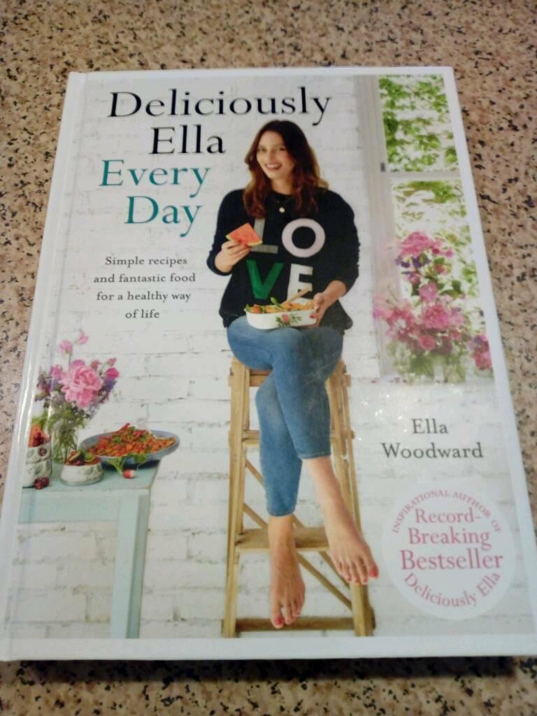 75a9e1a79823a Ella Woodward Deliciously Ella Every Day plant based vegetarian vegan  cookbook