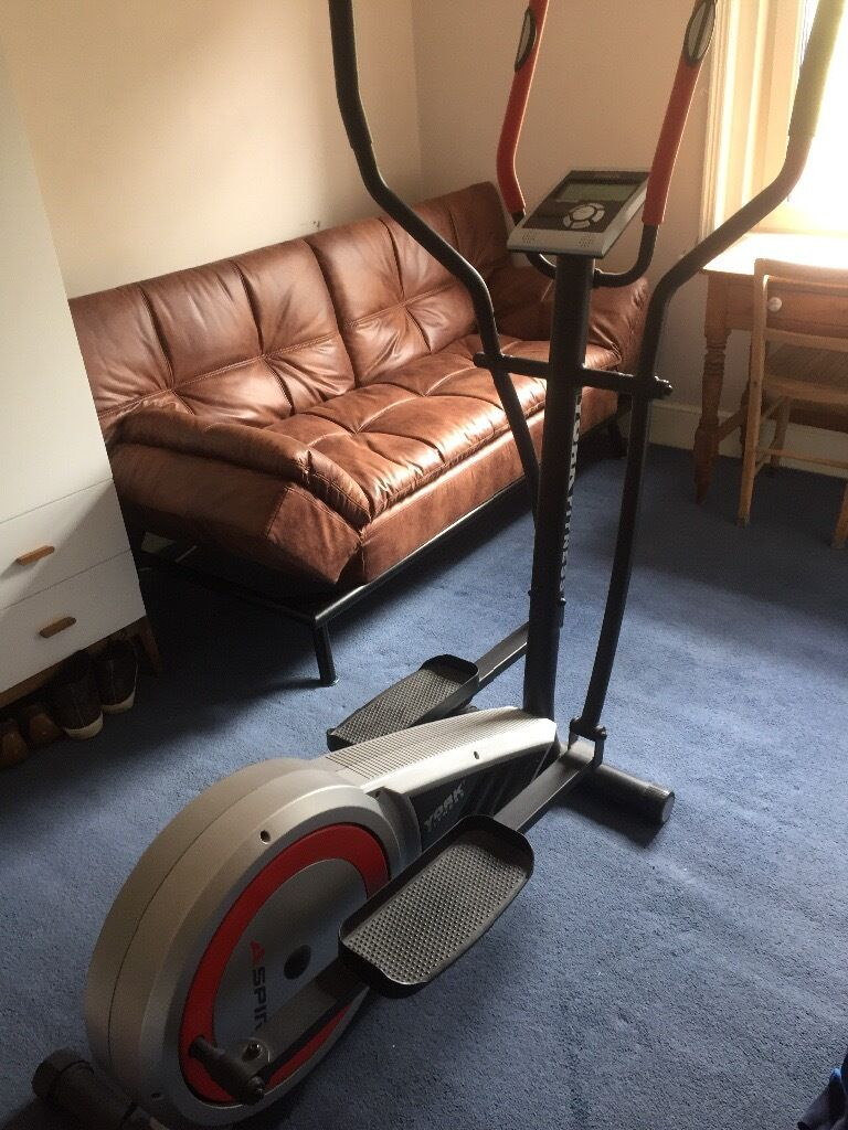York Fitness Cross Trainerin Exeter, DevonGumtree - York Fitness cross trainer barely used. Doubles up as handy clothes horse. Instruction manual included
