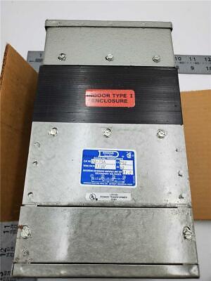 Dongan Signaling Transformer 36-75-a 120v 60hz 750va