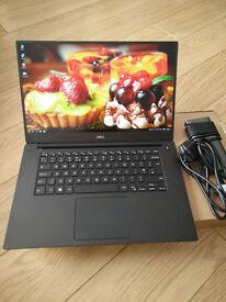 Dell XPS 15 9550 i7 6700hq 3.5ghz 16GB 512GB SSD 1920 X 1080 FHD IPS Screen Infinity Edge Ultrabook