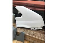 Mk7 ford transit DRIVERS SIDE WING