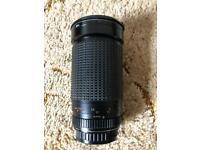 Exakta MC 67 35-200mm Lens