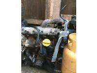Vauxhall vivaro 1.9 f9q