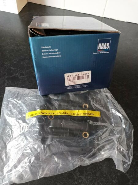 HAAS ignition coil Brand new (still in packaging) For a mark 4 golf for sale  Didcot, Oxfordshire