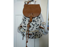 Ladies bag / backpack / travel bag