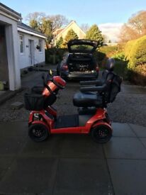 Freerider FR1 Motability Scooter for sale as new.