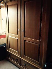 Oak Wardrobe for 1/3 of original price