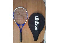 RACKETS / RACKET FOR TENNIS ADULT + [ JUNIOR SIZE ] + CHAMPIONSHIP WIMBLEDON BAG, PRINCE