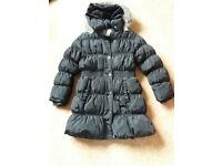Next - girls winter coat age 9-10