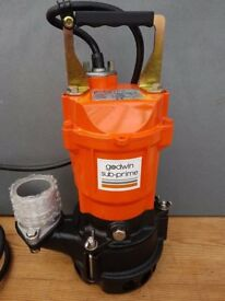 godwin sump water pump