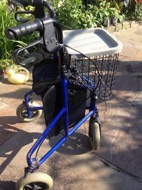 Rollator in excellent condition