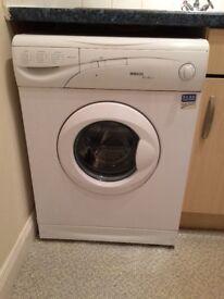 Beko Washing Machine In White