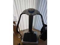 Vibration plate shaker machine for toning and weight loss in great condition £50 ono