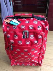 Suitcase Paul frank luggage