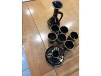 Vintage Greek tea set reduced £80