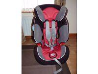 Britax Evolva 123 car seats in good used condition £50 each