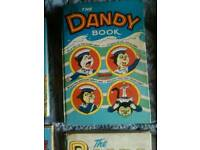 Vintage dandy annual early '60s