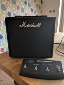 Marshall Code 25c Amp & footswitch