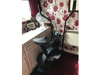 2 in 1 Olympic Cross Trainer
