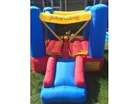 Bouncty Castle with Slide