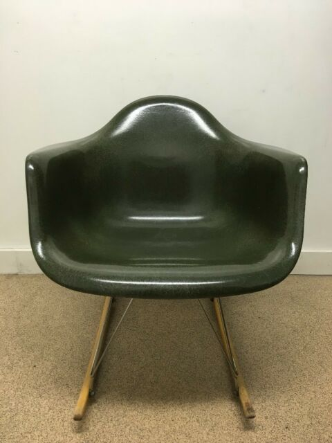 Tremendous Charcoal Grey Modernica Eames Rocking Chair Fibreglass Chrome Retro Mid Century Design In Hove East Sussex Gumtree Gmtry Best Dining Table And Chair Ideas Images Gmtryco