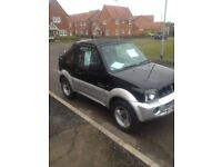 2003 suzuki jimny 1.3 4x4 stunning little ideal for bad weather also great in summer £1075 ovno