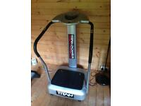 Titan Power Plate need gone by Friday !